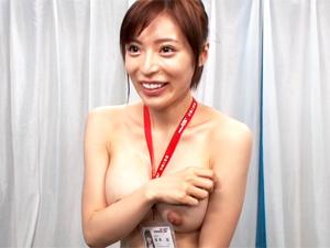 【桜井彩】「可愛すぎる!」と話題の女子社員がマジックミラー号でファン感謝祭を開催!!