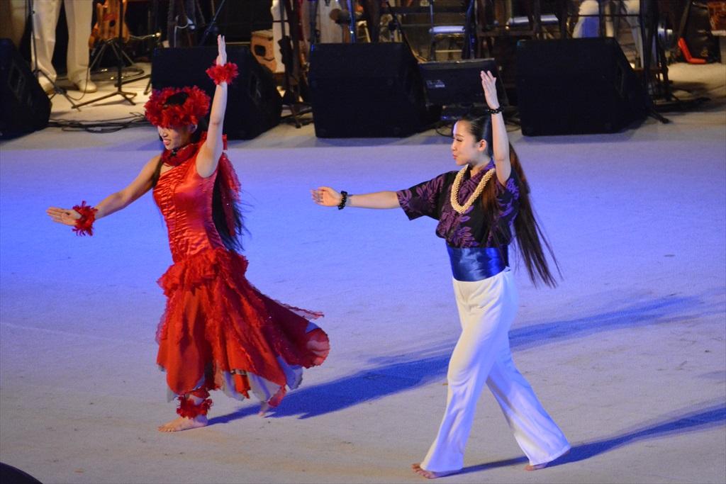 まずは、フラガールによるダンスから_28
