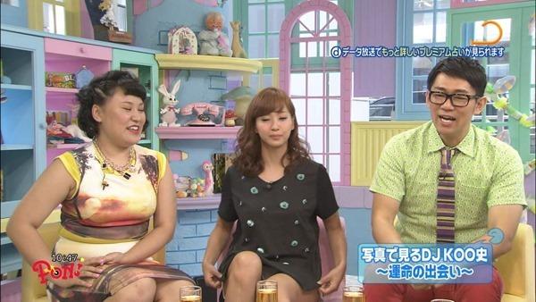 テレビでパンチラ10