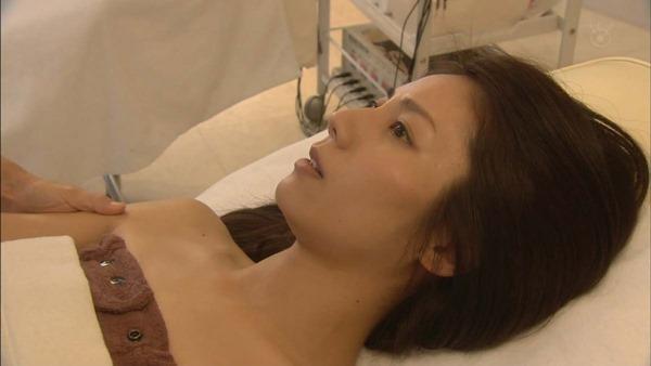 松下奈緒の全裸入浴ヌード画像10