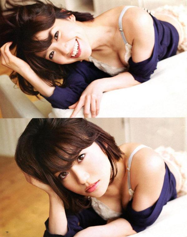 大島優子のむっちむちなエロボディ画像10