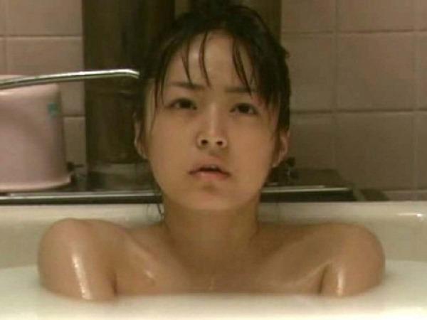 井上真央の全裸濡れ場ヌード画像11