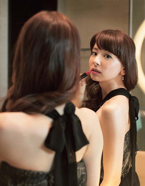 皆藤愛子のパンチラ画像11