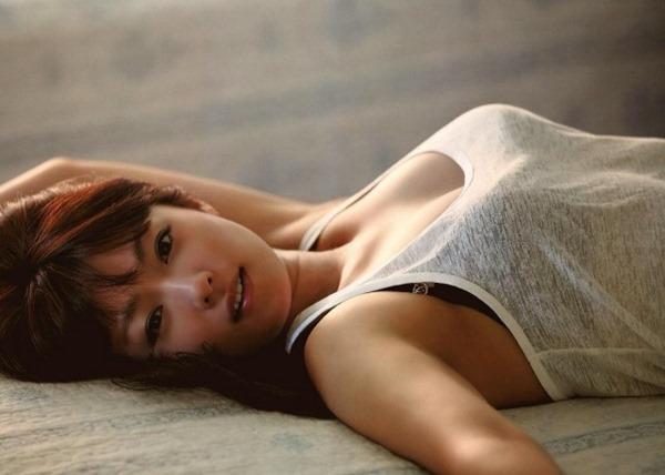 深田恭子の抜けてしまう悩殺ボディ水着画像11