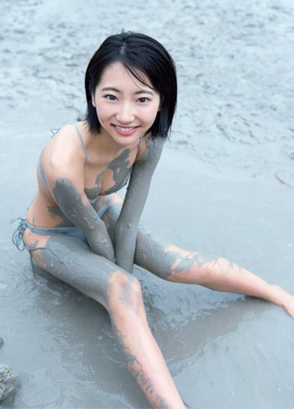 武田玲奈の半端なく可愛いグラビア水着画像11