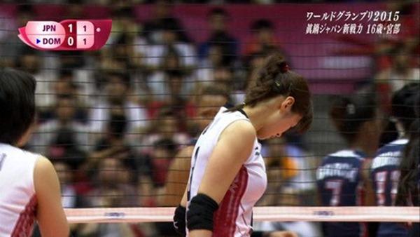 バレーボール女子エロキャプ12