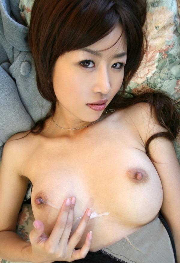 乳に精子ぶっかけまくり12