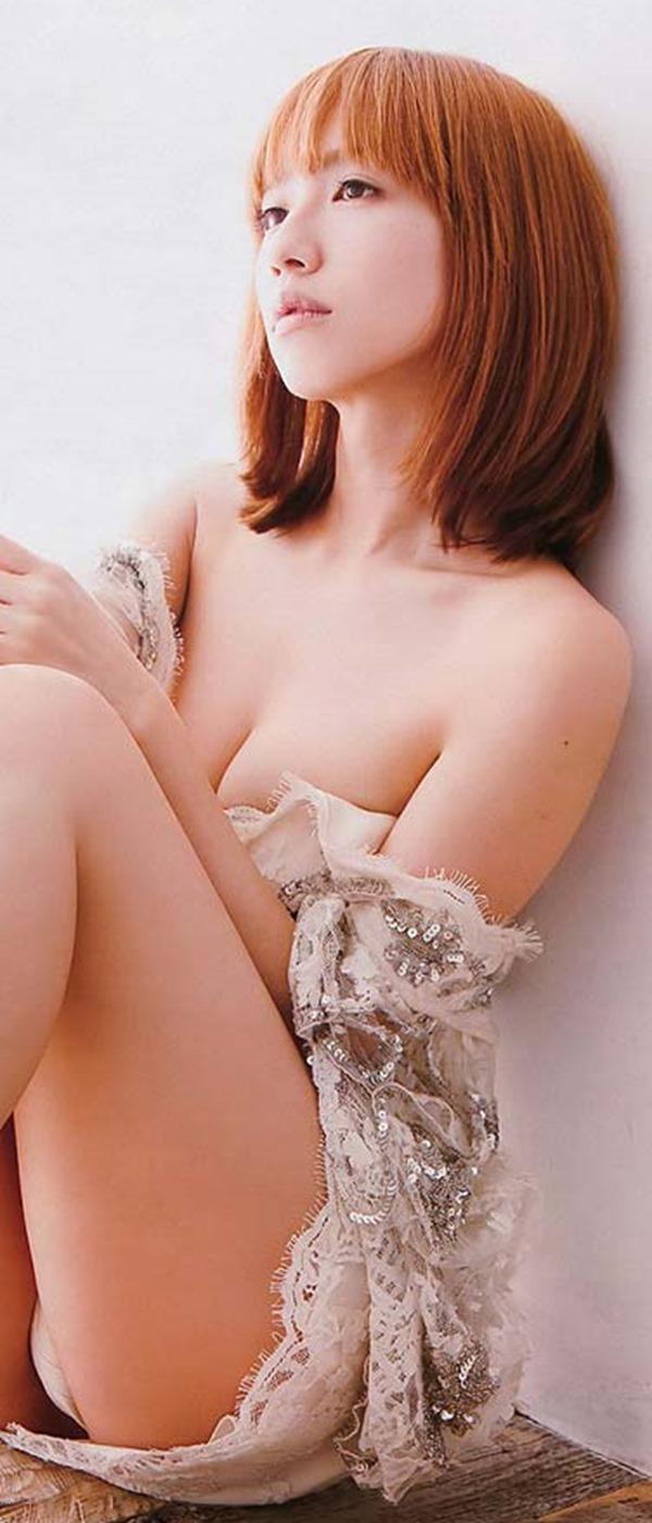 優木まおみ全裸ヌード画像12