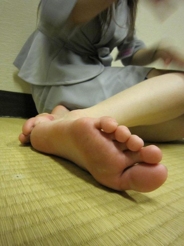 足の裏エロ画像12