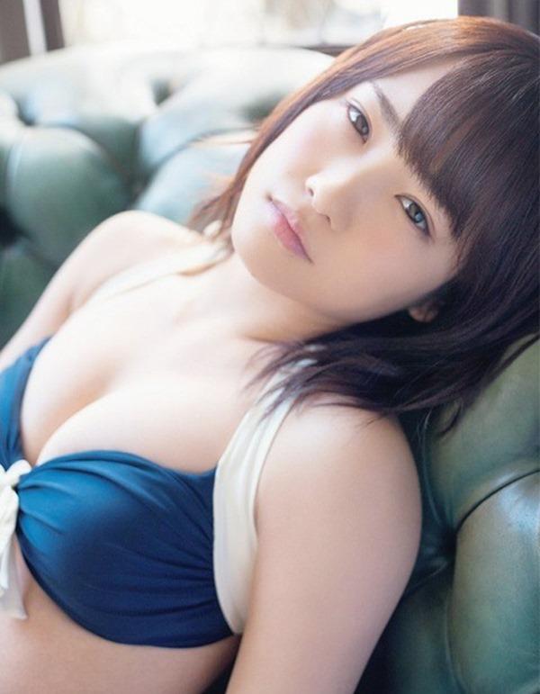 川栄李奈おっぱいグラビア画像13