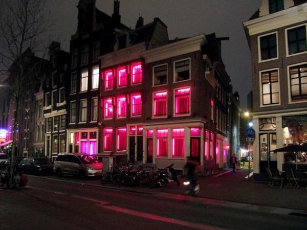 オランダの風俗街15