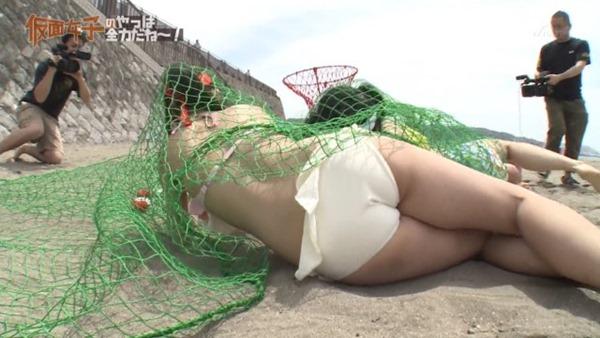 白石茉莉奈の地上波エロキャプ画像17