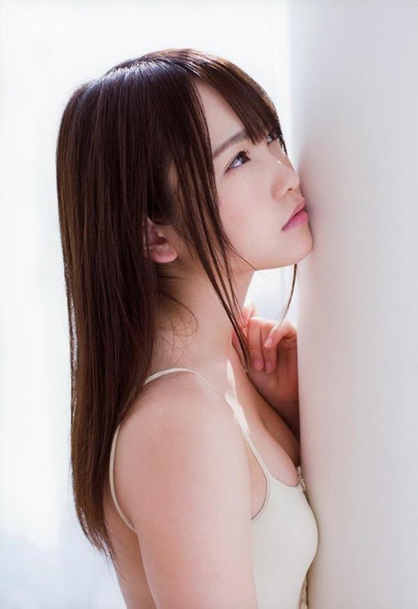 川栄李奈おっぱいグラビア画像17
