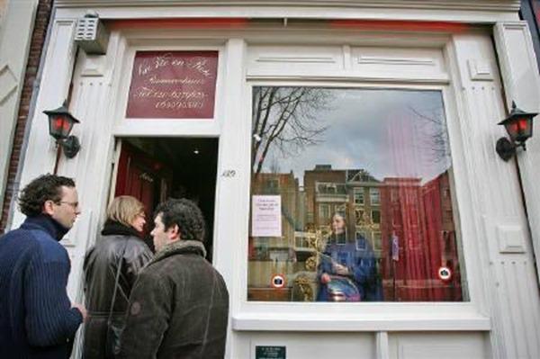 オランダの風俗街18