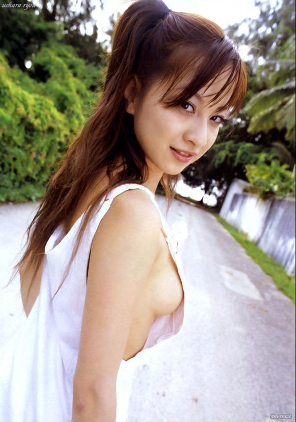 上原綾ヌードモデル画像18