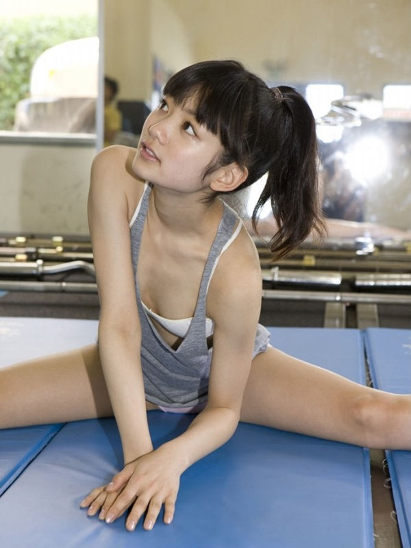 森田涼花全裸ヌード画像19