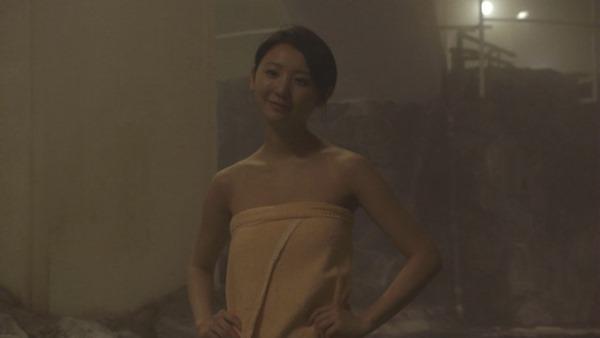 おのののかの温泉入浴シーン1