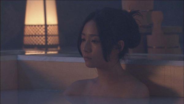 木村文乃の入浴全裸シーン画像1