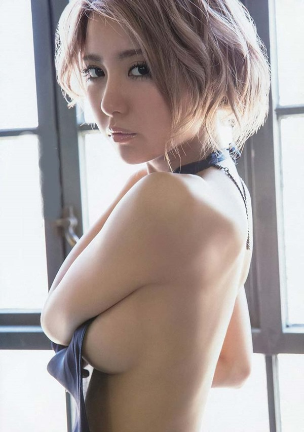 石川恋が温泉で全裸入浴画像22