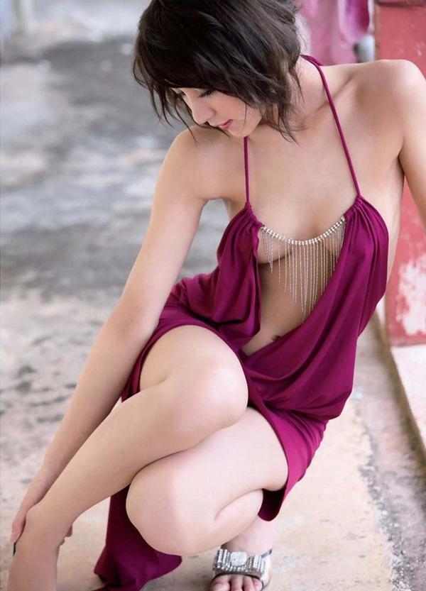 石川恋が温泉で全裸入浴画像24