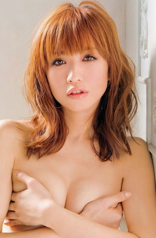 優木まおみ全裸ヌード画像2