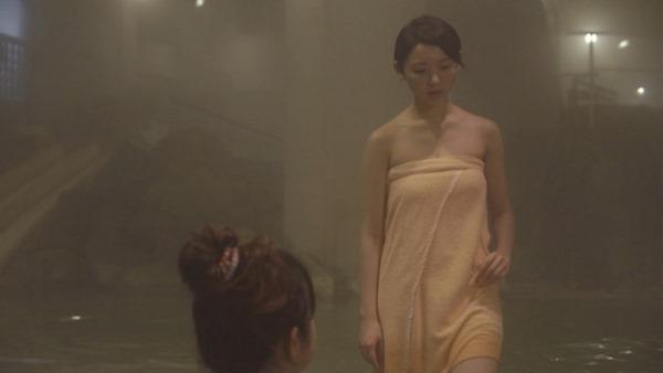 おのののかの温泉入浴シーン2