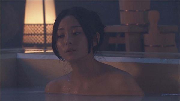 木村文乃の入浴全裸シーン画像2