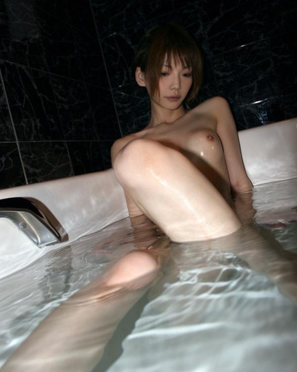 お風呂できれいになった体3