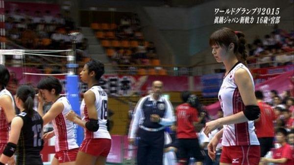 バレーボール女子エロキャプ3