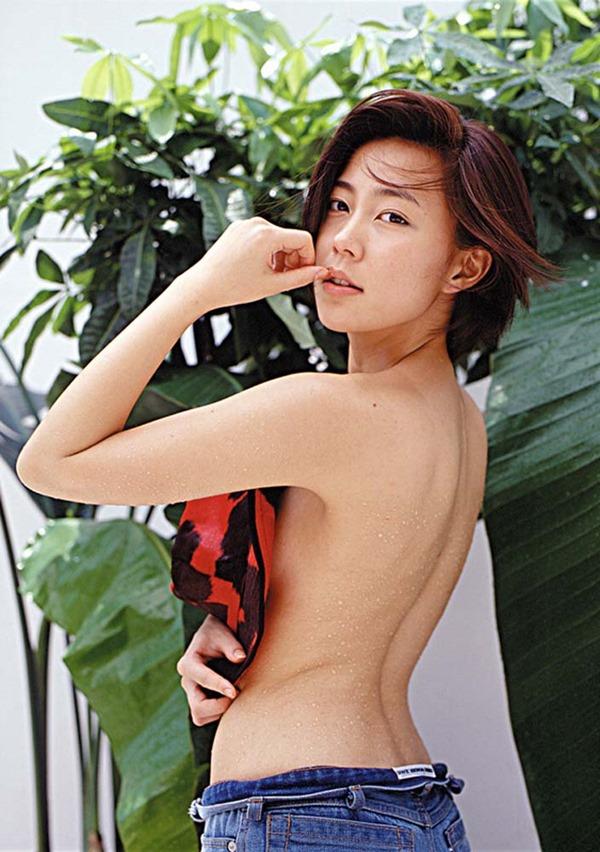 木村佳乃ヌード画像3