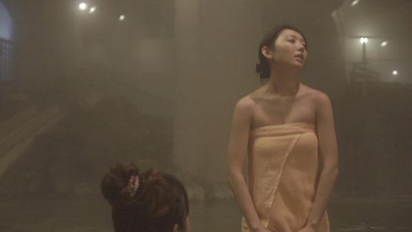 おのののかの温泉入浴シーン3