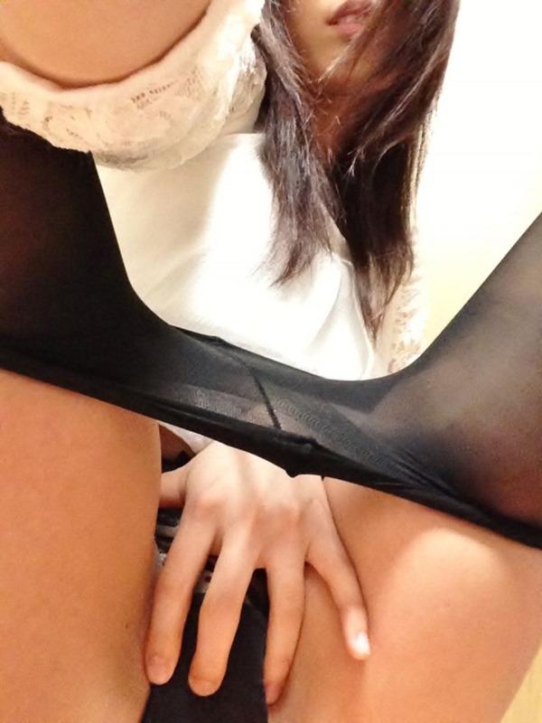 有村千佳が自撮りオナニーブログで公開画像3