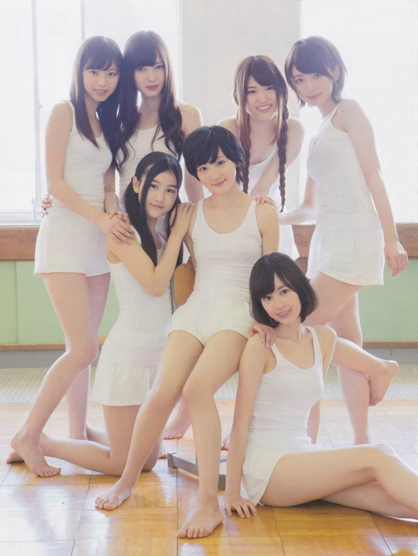乃木坂46メンバーの普段見れない水着画像14