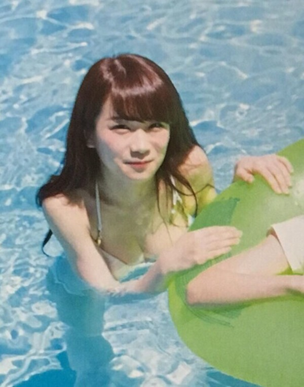乃木坂46メンバーの普段見れない水着画像5