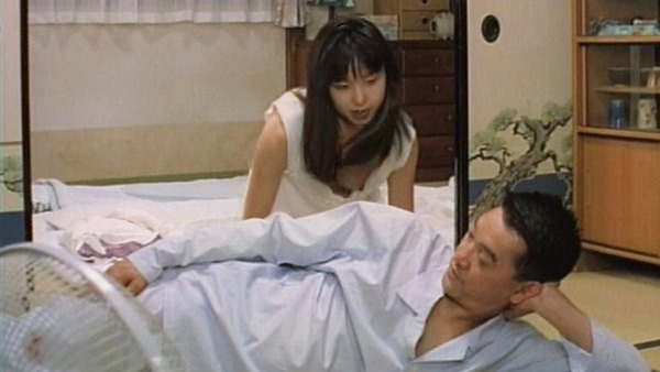 山口智子の乳首ヌード画像4