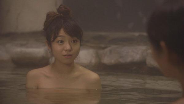 おのののかの温泉入浴シーン4