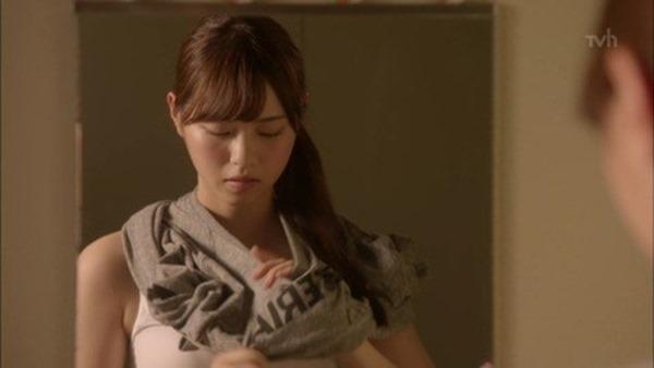 乃木坂・西野七瀬けしからん生着替え画像4