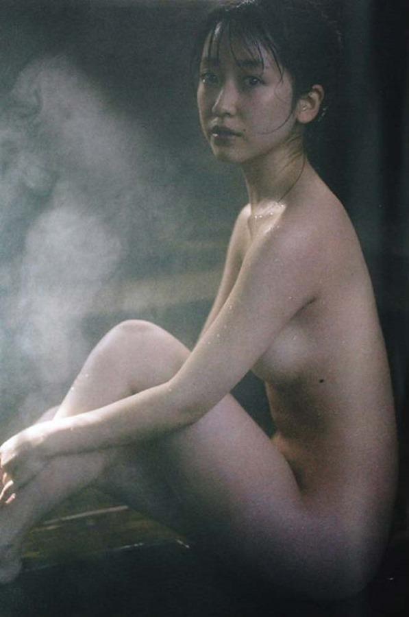 黒川智花の全裸入浴おっぱい丸見えヌード画像4