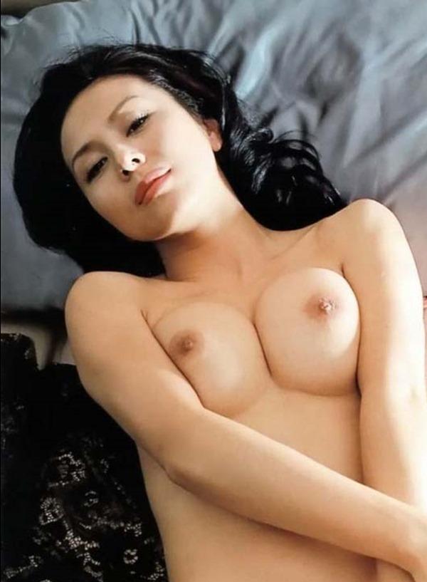 杉本彩のヘアヌード巨乳おっぱい画像4
