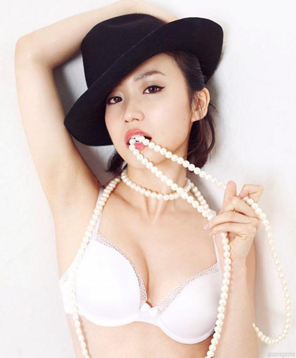 大島優子のむっちむちなエロボディ画像4