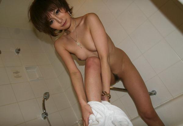 お風呂上がり5