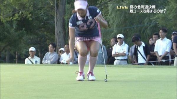 女子ゴルファー韓国イ・ボミ選手5