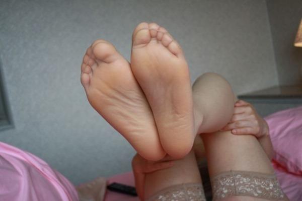 足の裏エロ画像5