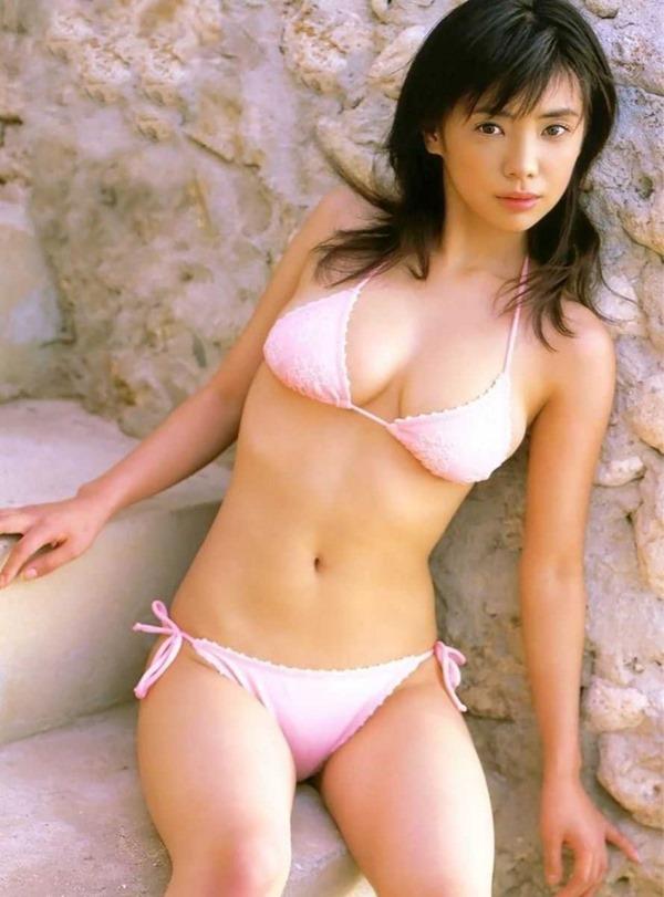 倉科カナの水着グラビア画像5