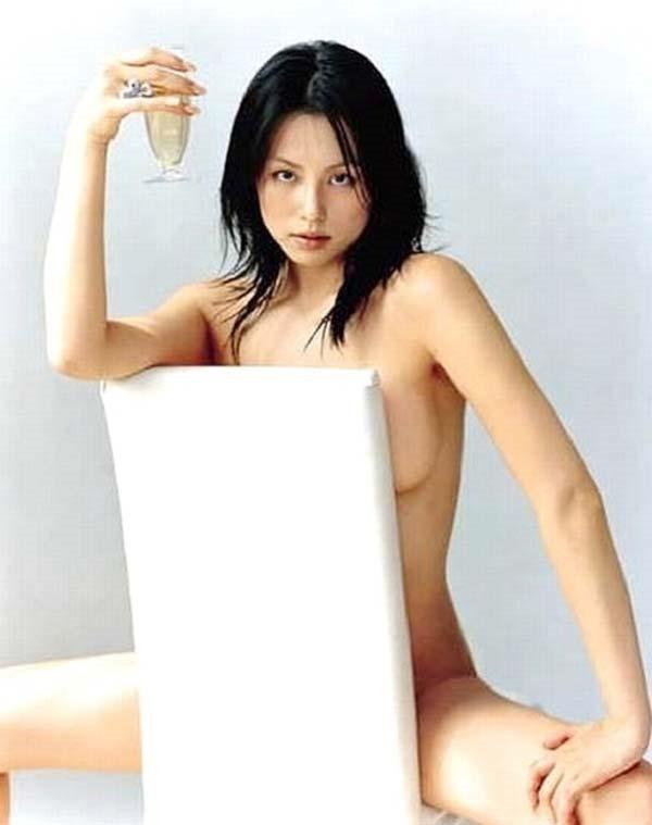 米倉涼子ヌード画像6