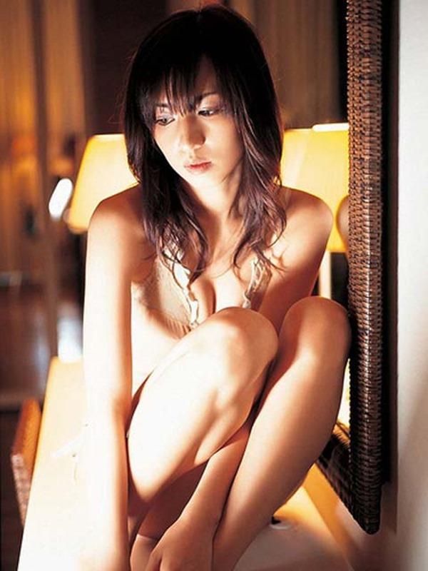 優木まおみ全裸ヌード画像6