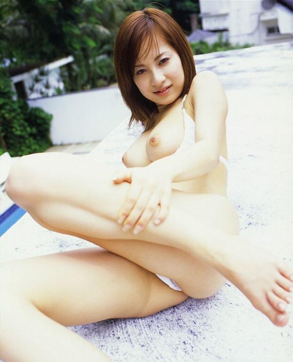 上原綾ヌードモデル画像6
