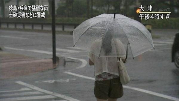 ゲリラ豪雨7