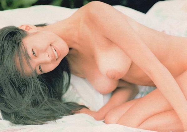さとう珠緒の乳首ヘアヌード巨乳画像7