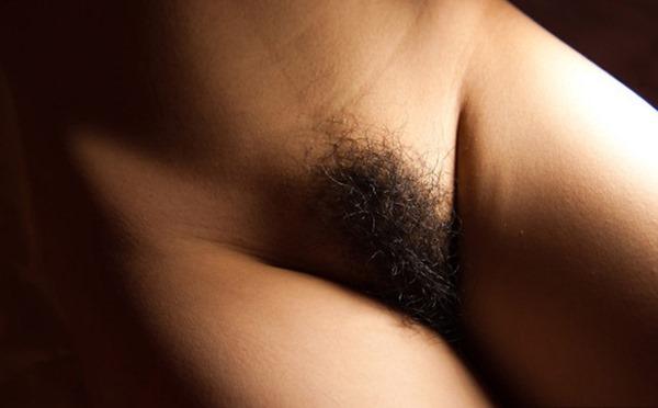 剛毛でボーボーなマン毛8